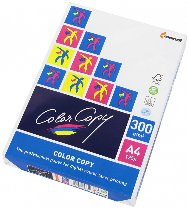 Carton A4 300g/mp Color Copy 125 coli/top
