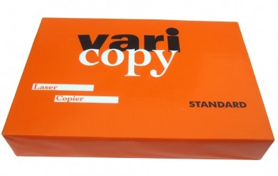 Hartie copiator Vari Copy, A4, 80 g/mp, 500 coli/top