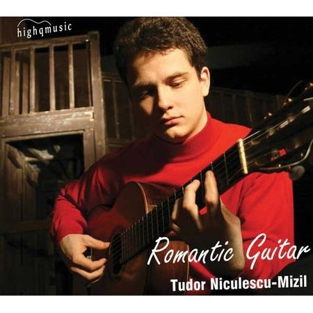 Romantic Guitar CD